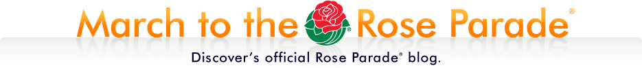March to the Rose Parade - Discover's official Rose Parade blog.
